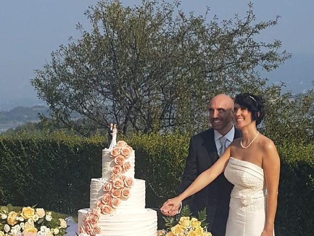 Il matrimonio di Marco  e Eleonora  a Cabiate, Como 40
