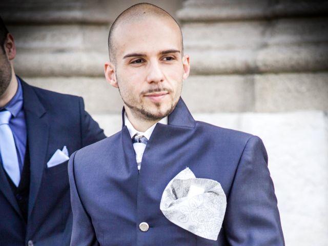 Il matrimonio di Matteo e Cristina a Villa di Serio, Bergamo 4