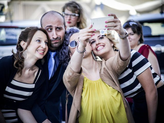 Il matrimonio di Matteo e Cristina a Villa di Serio, Bergamo 5