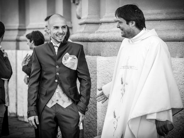 Il matrimonio di Matteo e Cristina a Villa di Serio, Bergamo 6