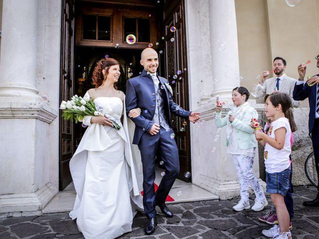 Il matrimonio di Matteo e Cristina a Villa di Serio, Bergamo 10