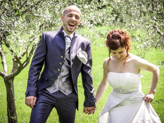 Il matrimonio di Matteo e Cristina a Villa di Serio, Bergamo 12