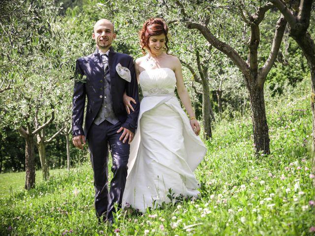 Il matrimonio di Matteo e Cristina a Villa di Serio, Bergamo 15