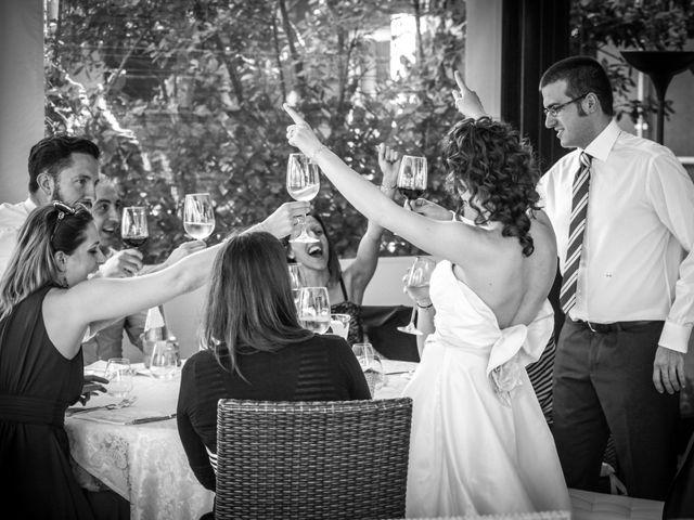 Il matrimonio di Matteo e Cristina a Villa di Serio, Bergamo 18