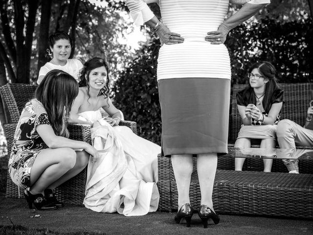 Il matrimonio di Matteo e Cristina a Villa di Serio, Bergamo 27
