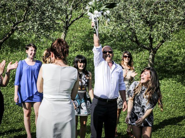 Il matrimonio di Matteo e Cristina a Villa di Serio, Bergamo 29