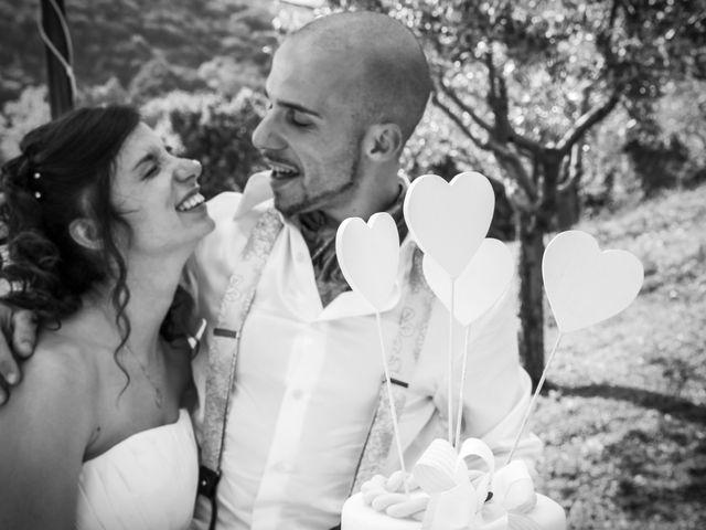 Il matrimonio di Matteo e Cristina a Villa di Serio, Bergamo 30