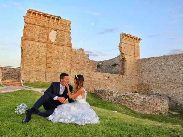 Il matrimonio di Faiçal e Gabriella a Ortona, Chieti 3