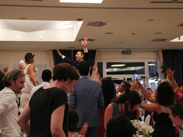 Il matrimonio di Faiçal e Gabriella a Ortona, Chieti 7