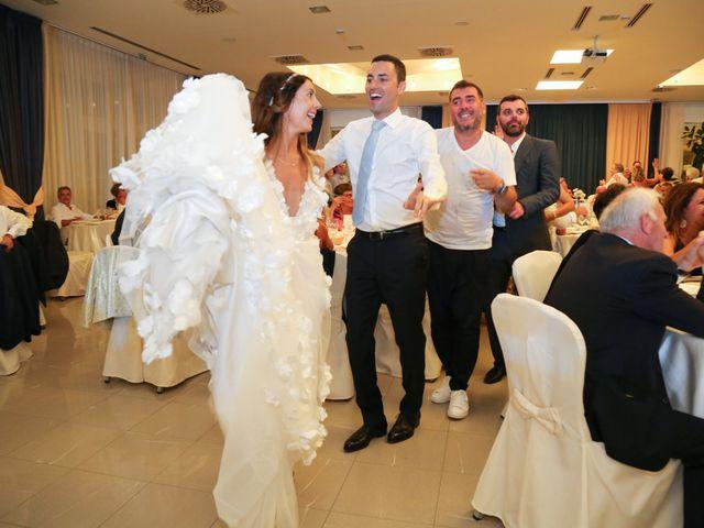 Il matrimonio di Faiçal e Gabriella a Ortona, Chieti 9