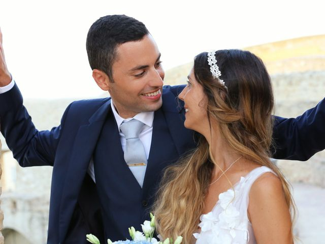 Le nozze di Gabriella e Faiçal