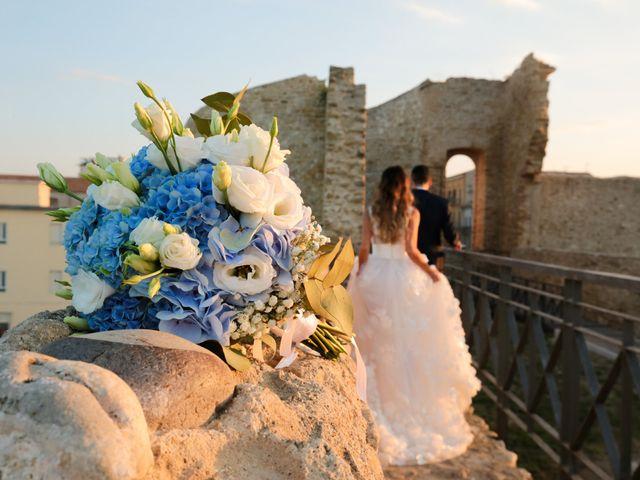 Il matrimonio di Faiçal e Gabriella a Ortona, Chieti 24