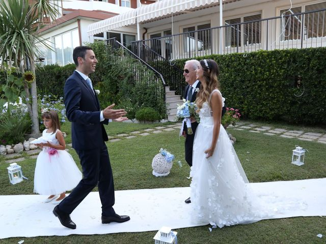 Il matrimonio di Faiçal e Gabriella a Ortona, Chieti 47