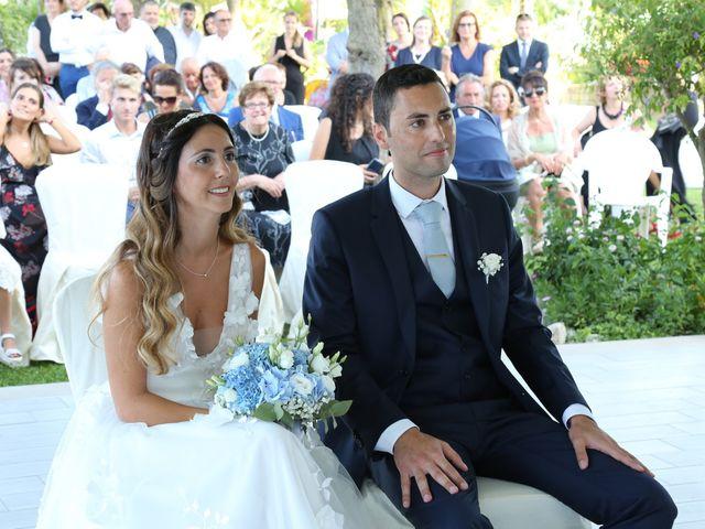 Il matrimonio di Faiçal e Gabriella a Ortona, Chieti 48