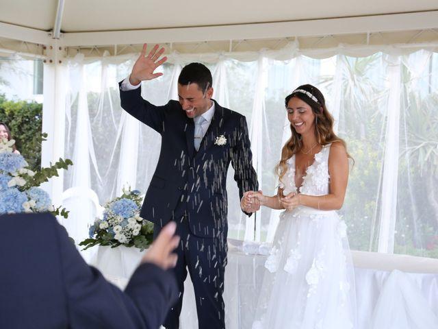 Il matrimonio di Faiçal e Gabriella a Ortona, Chieti 55
