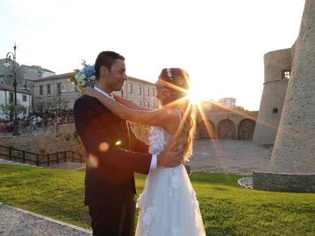Il matrimonio di Faiçal e Gabriella a Ortona, Chieti 56