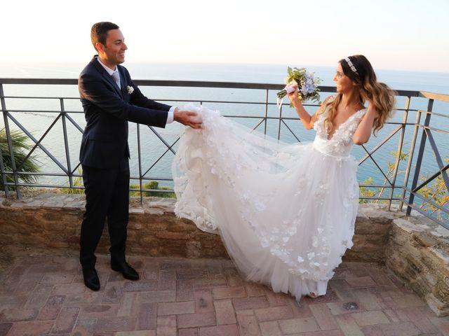 Il matrimonio di Faiçal e Gabriella a Ortona, Chieti 57
