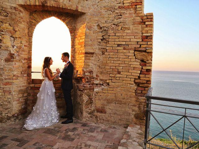 Il matrimonio di Faiçal e Gabriella a Ortona, Chieti 60