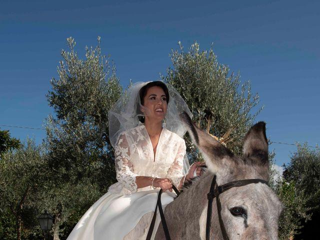 Il matrimonio di Roberto e Simona a Casperia, Rieti 1