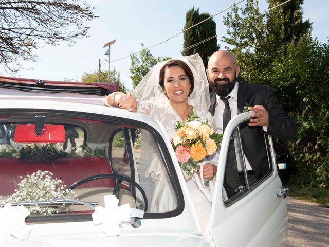 Il matrimonio di Roberto e Simona a Casperia, Rieti 5