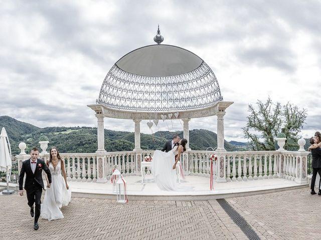 Il matrimonio di Andrea e Sara a Bergamo, Bergamo 1