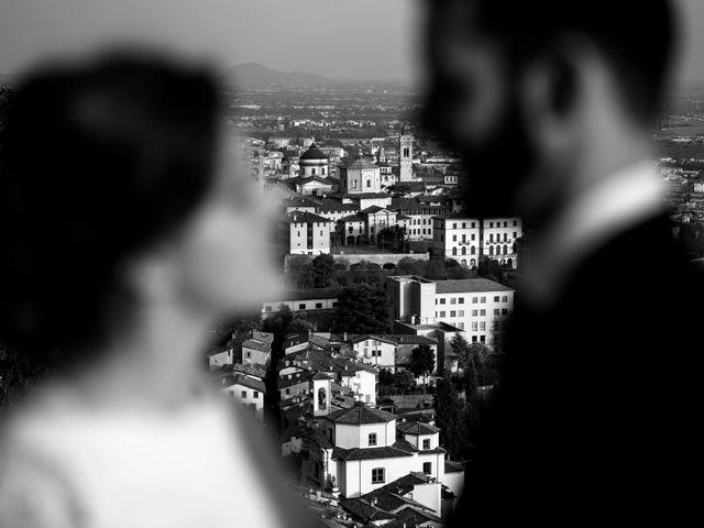 Il matrimonio di Lorenzo e Chiara a Bergamo, Bergamo 37