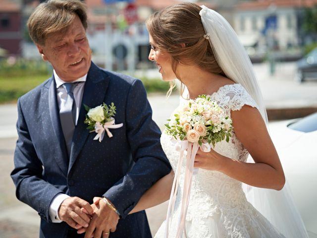 Il matrimonio di Diego e Erica a Venezia, Venezia 25