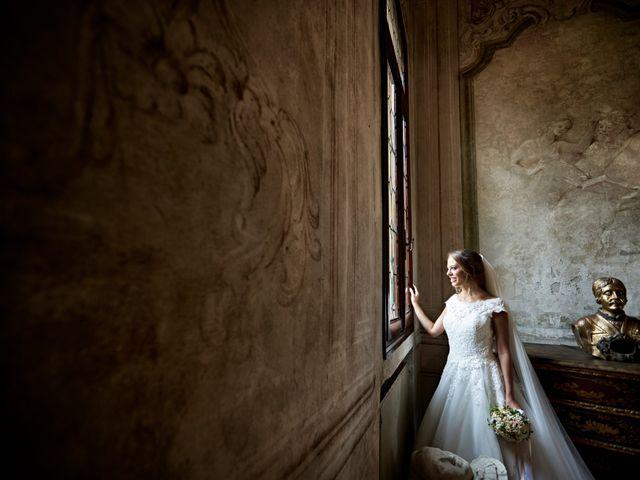 Il matrimonio di Diego e Erica a Venezia, Venezia 51