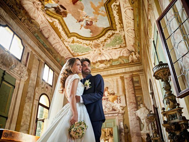 Il matrimonio di Diego e Erica a Venezia, Venezia 52