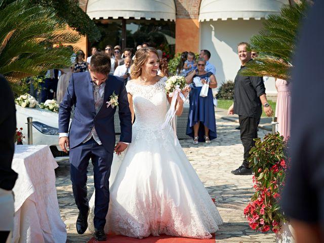 Il matrimonio di Diego e Erica a Venezia, Venezia 60