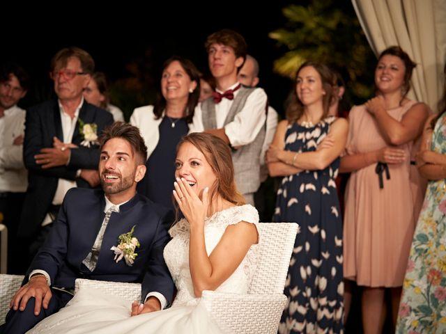 Il matrimonio di Diego e Erica a Venezia, Venezia 69