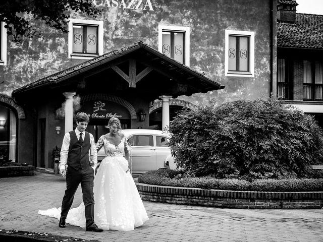 Il matrimonio di Stefano e Roberta a Biella, Biella 20