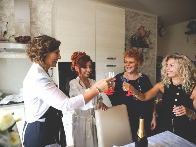 Il matrimonio di Alessandro e Jessica a Villanova d'Asti, Asti 19