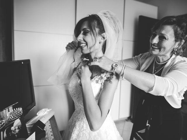 Il matrimonio di Alessandro e Jessica a Villanova d'Asti, Asti 27
