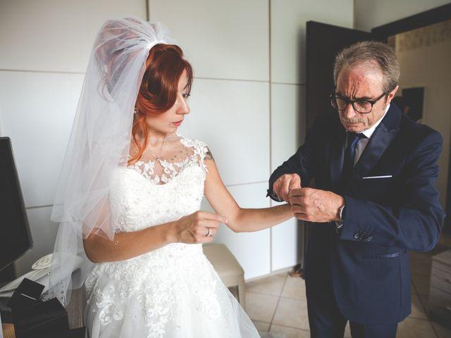 Il matrimonio di Alessandro e Jessica a Villanova d'Asti, Asti 28