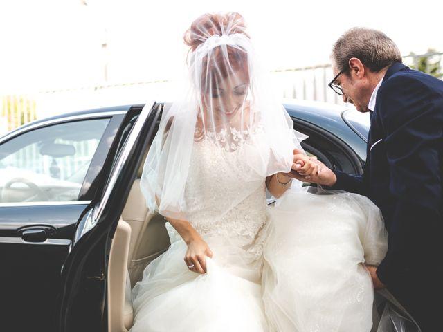Il matrimonio di Alessandro e Jessica a Villanova d'Asti, Asti 33