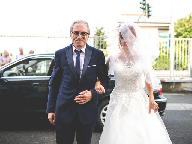 Il matrimonio di Alessandro e Jessica a Villanova d'Asti, Asti 34