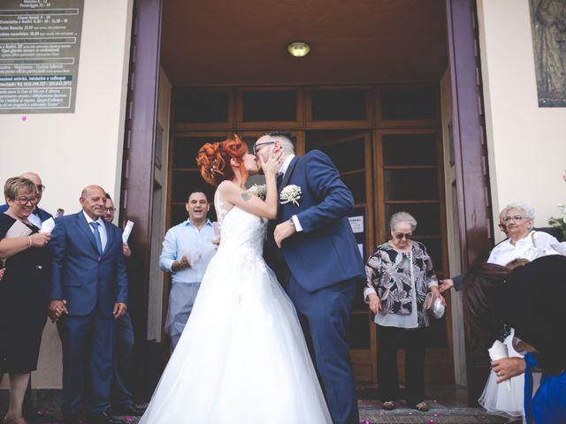 Il matrimonio di Alessandro e Jessica a Villanova d'Asti, Asti 42