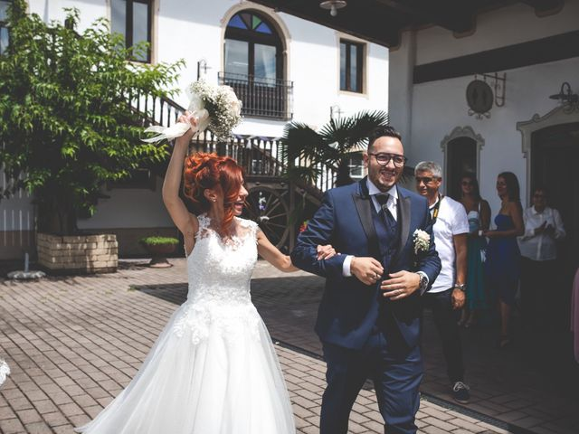 Il matrimonio di Alessandro e Jessica a Villanova d'Asti, Asti 45