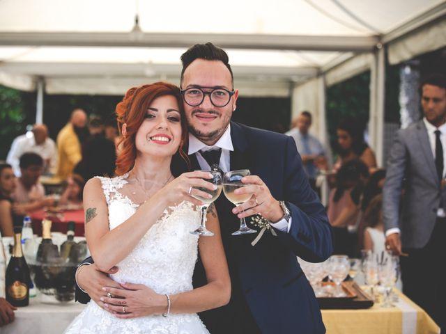 Il matrimonio di Alessandro e Jessica a Villanova d'Asti, Asti 46
