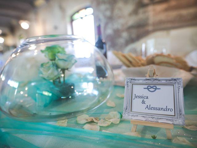 Il matrimonio di Alessandro e Jessica a Villanova d'Asti, Asti 47