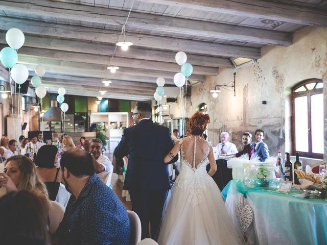 Il matrimonio di Alessandro e Jessica a Villanova d'Asti, Asti 48