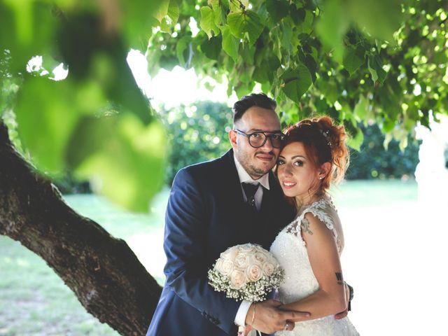 Il matrimonio di Alessandro e Jessica a Villanova d'Asti, Asti 58