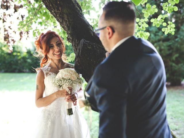 Il matrimonio di Alessandro e Jessica a Villanova d'Asti, Asti 59