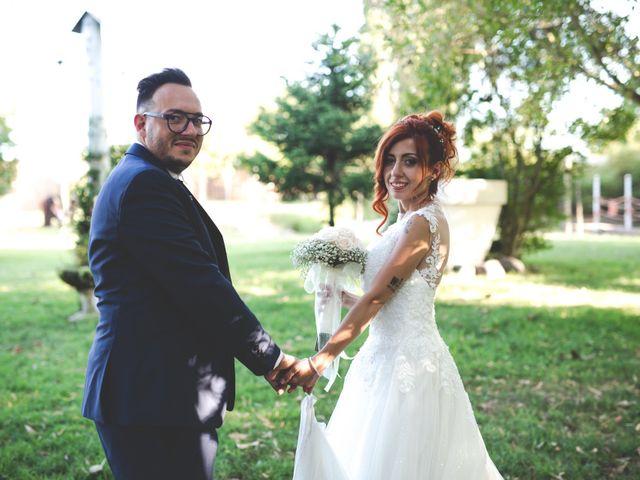 Il matrimonio di Alessandro e Jessica a Villanova d'Asti, Asti 60