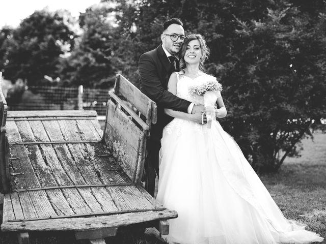 Il matrimonio di Alessandro e Jessica a Villanova d'Asti, Asti 2