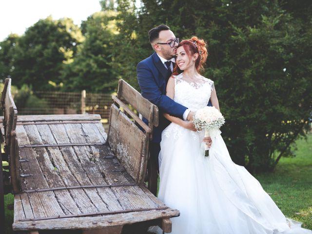 Il matrimonio di Alessandro e Jessica a Villanova d'Asti, Asti 61