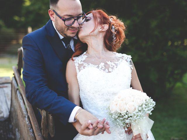 Il matrimonio di Alessandro e Jessica a Villanova d'Asti, Asti 62