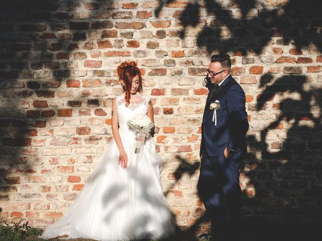 Le nozze di Jessica e Alessandro