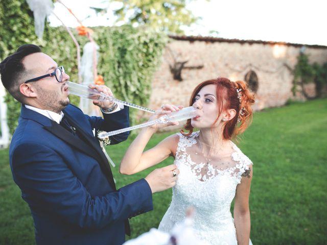 Il matrimonio di Alessandro e Jessica a Villanova d'Asti, Asti 68